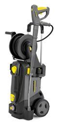 Kärcher HD 5/12 CX, Aukšto slėgio plovimo technika