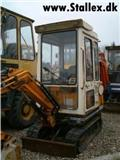 Hanix N 150-2, 1992, Mini Excavators <7t (Mini Diggers)