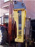 KRUPP/ATLAS COPCO HB2200, Iskuvasarat