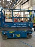 Genie GS 2032, 2012, Scissor lifts