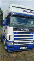 Scania 124-470, 2004, Dragbilar