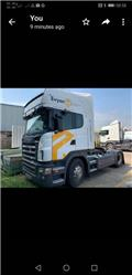 Scania R 480, 2008, Prime Movers
