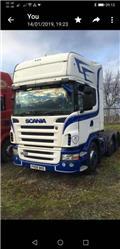 Scania r420 Topline 420, 2008, Conventional Trucks / Tractor Trucks