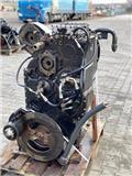 Doosan DL 400, Transmisiones