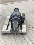 Hamm H 18 I MOST NAPEDOWY ZF MT-C 3075, Axles