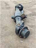 JCB 2 CX، محور العجلة