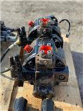 JCB 456, Hydraulics