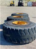 Volvo L 220 D, Tires, wheels and rims