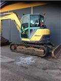 Yanmar SV 100, 2013, Mini excavators < 7t (Mini diggers)