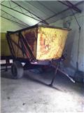 Vicon HT 5000, Kiper prikolice