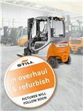 Still RX60-30, 2018, Električni viljuškari