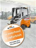 Still RX60-30, 2018, Sähkötrukit