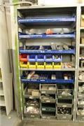 Steckregalanlage mit Inhalt, Druga skladiščna oprema