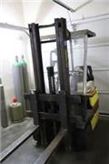 Steinbock LE 13-50 MK, Akumulátorové vozíky