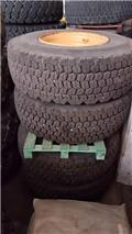Bridgestone Kompletta hjul, 2010, Padangos, ratai ir ratlankiai