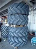 Michellin Kompletta hjul, 2014, Tyres, wheels and rims