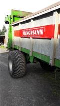 Bergmann TSW 900, 2005, Kuivalannan levittimet