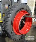 BKT 380/105 R50, Gume, kolesa in platišča