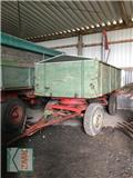 Bruns Dreiseitenkipper 5,0to, 1980, Other trailers