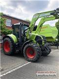 CLAAS AXION 810 CMATIC CEBIS, 2011, Tractores