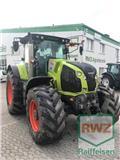 CLAAS Axion 850, Tractores