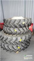 Continental 320/90R32 + 340/85R48, Ruedas