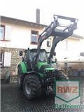 Deutz-Fahr 6140.4 P, 2014, Tractores