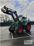 Fendt 718 VARIO S4 PROFI, 2015, Tractores