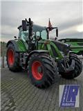 Fendt 718 VARIO S4 PROFI PLUS, 2018, Tractors