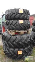 Firestone 540/65 R34 + 440/65 R24, Wielen en Banden