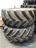 Firestone 600/70 R30, Pneumatiky, kola a ráfky