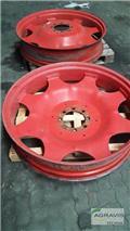 Grasdorf 10 X 46, Tyres, wheels and rims