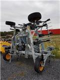 Joskin TERRAFLEX 6000/15SHK2, Bombas y mezcladoras