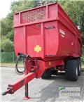 Krampe Big Body 650 Premium, 2012, Tipper trailers