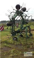Krone KW 6.70/6, Kreiselheuer/-wender