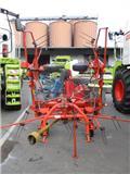 Kuhn GF 5001 M H, 2003, Okretači i sakupljači sijena