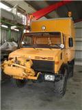 MB Trac U 1300 L, 1990, Traktorer