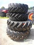 Michelin 480/65 R24 + 540/65 R38, Tyres, wheels and rims
