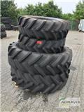 Michelin 480/70 R 38 + 14.9 R 24, 2013, Reifen