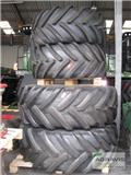 Michelin 710/70 R38 + 600/65 R28, 2020, Tyres, wheels and rims