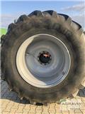 Michelin IF710/60R34 MI/IF900/60R42 MI, Padangos, ratai ir ratlankiai