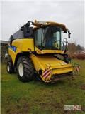 New Holland CX 8090, 2009, Cosechadoras combinadas