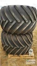 Bereifung Reifen Schläuche 66X43.00 R25 + 48X25.00, Reifen