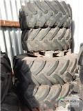 KOMPLETTRÄDER, Tires, wheels and rims