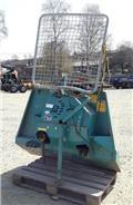 Pfanzelt DW 0805, 2006, Forvarderi