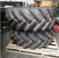 Trelleborg 600/65R34 TM800, Tyres, wheels and rims
