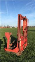 van Lengerich SILOBLOCKSCHNEIDER, Other livestock machinery and accessories