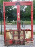 van Lengerich TOPSTAR 195, Inomgårdsutrustning