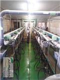 Westfalia FISCHGRÄTENMELKSTAND, Oprema za skladištenje mleka