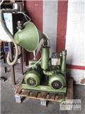 Westfalia RPS 1200 VAKUUMPUMPE, Oprema za shranjevanje mleka